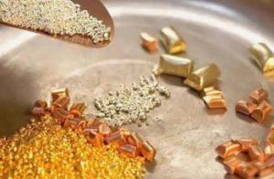 Экспертиза сплавов драгоценных металлов