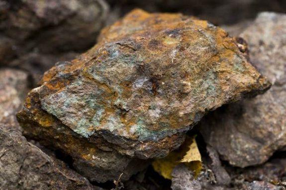 Химический анализ полиметаллических руд