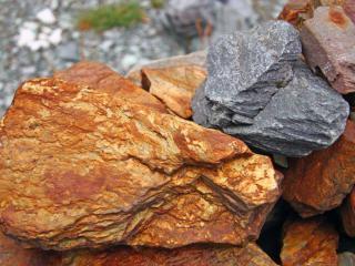 Анализ железной руды