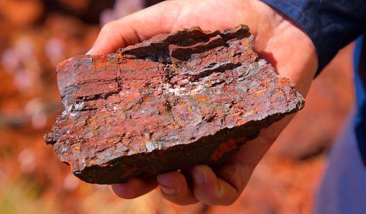 Ситовой анализ руды