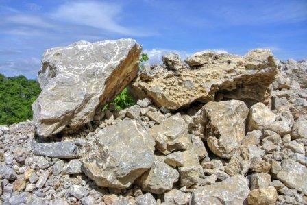 Анализ известкового камня