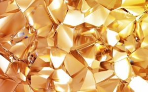 Исследование золота