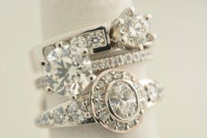 Оценка ювелирных изделий с бриллиантами в Москве